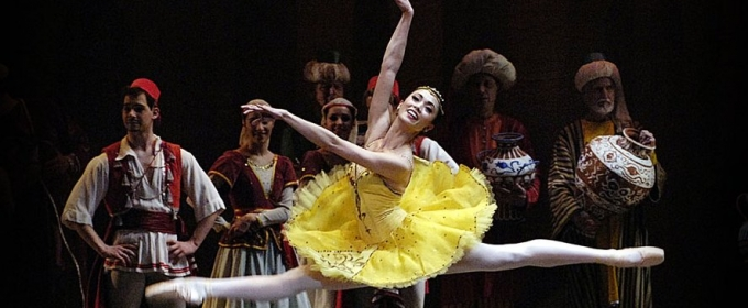 BWW REVIEW: American Ballet Theatre's LE CORSAIRE