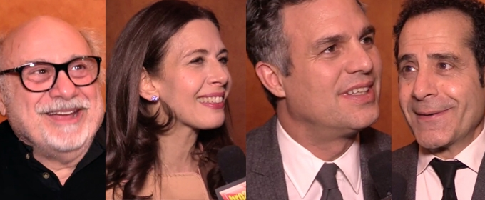 BWW TV: THE PRICE Brings Arthur Miller Back to Broadway- Go Inside Opening Night!