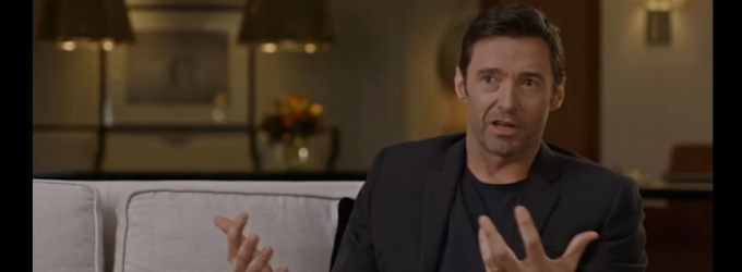 BWW TV: Hugh Jackman Talks Love of Acting, Coming Home to Australia, BROADWAY TO OZ and More!