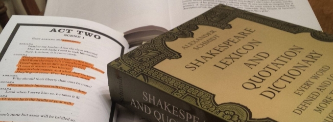 BWW Blog: Amanda Grillo - Preparation and Inspiration: Getting to Know Your Character