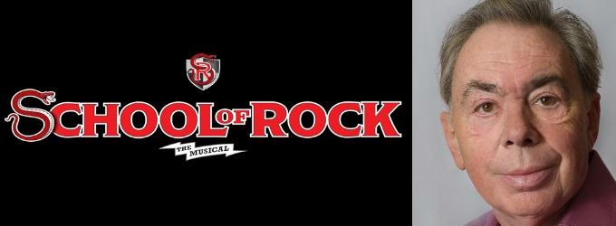 Tickets on Sale Now for Andrew Lloyd Webber's SCHOOL OF ROCK Sneak Peek Concerts!