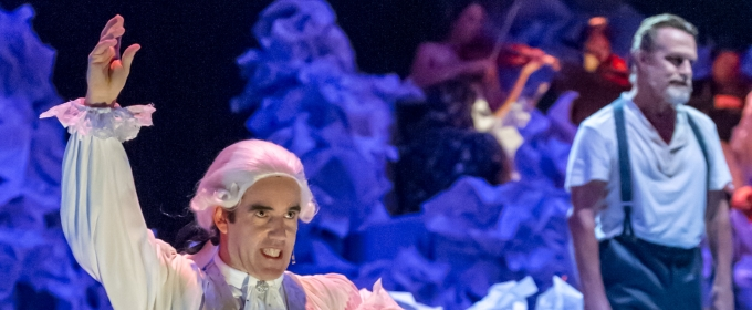 BWW Review: AMADEUS at ASB Waterfront Theatre Auckland