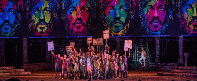 VIDEO: Watch Highlights from JESUS CHRIST SUPERSTAR at The Muny