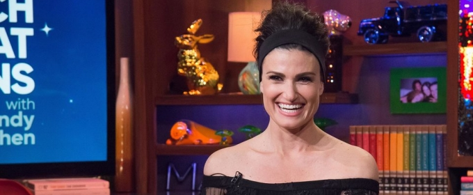 VIDEO: Idina Menzel Wouldn't Mind Being Cast as 'Elphaba' in WICKED Movie