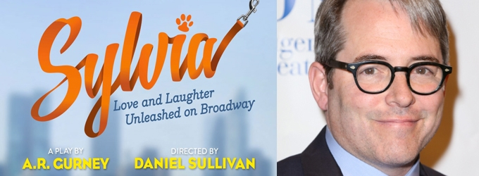 Matthew Broderick Joins Annaleigh Ashford in SYLVIA on Broadway