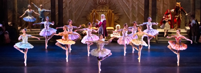 Nevada Ballet Theatre Launches 45th Season with THE SLEEPING BEAUTY, 10/22
