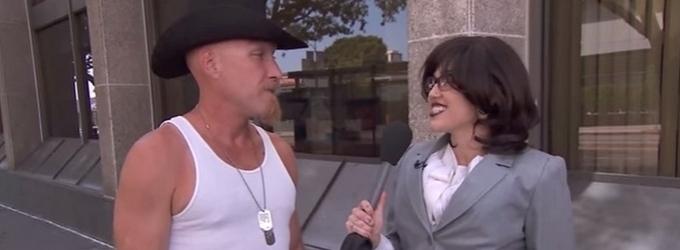 VIDEO: Miley Cyrus Goes Undercover to Ask People If They Like Miley Cyrus!
