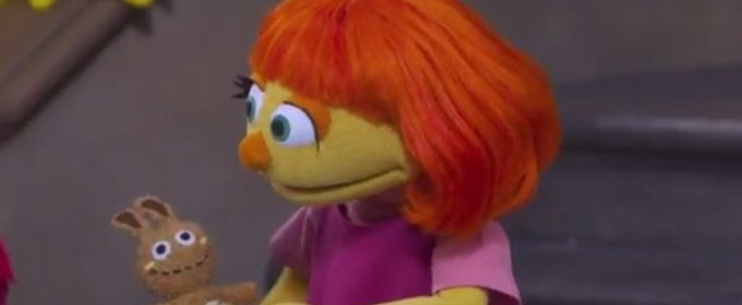 SESAME STREET to Introduce First Muppet Character with Autism