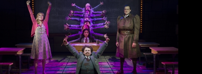 BWW Review: MATILDA at the 5th Ave is Anything but R-E-V-O-L-T-I-N-G