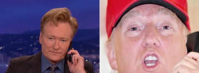 Late Night Hosts Mock Trump
