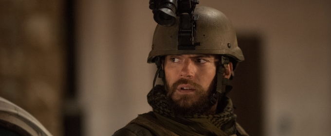 Photo Flash: First Look at Netflix War Drama SAND CASTLE, Starring Henry Cavill