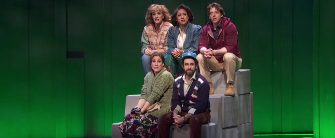 VIDEO: The Tight Knit Family Gets Their TV Debut: See a Sneak Peek of FALSETTOS on PBS