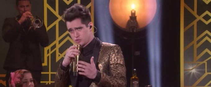 VIDEO: Panic! At The Disco Perform 'Death of a Bachelor' on ELLEN
