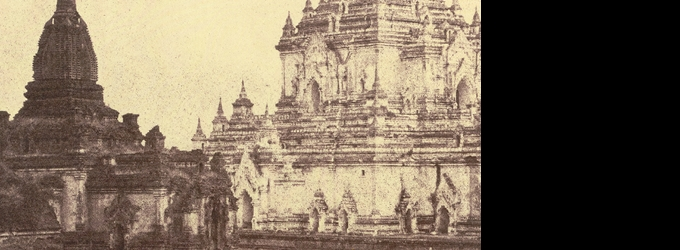 BWW Reviews: India, Burma, and the Poignant Photographs of CAPTAIN LINNAEUS TRIPE