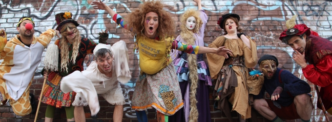 BWW Review: THE COMMEDIA RAPUNZEL Embraces What Makes Us Weird