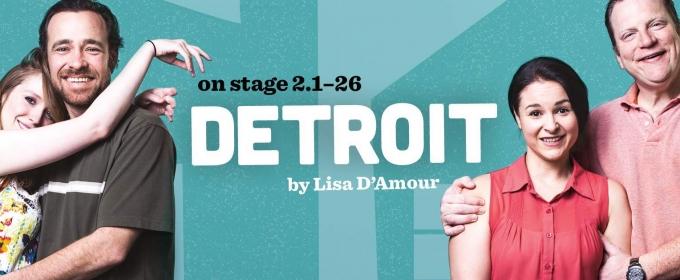 Dark Comedy DETROIT to Open at TheatreSquared, 2/1