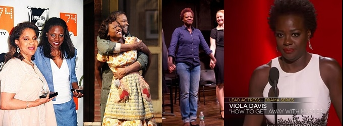 BWW Flashback: Take a Look Back at Oscar-Nominee Viola Davis' Tony-Winning Stage Career