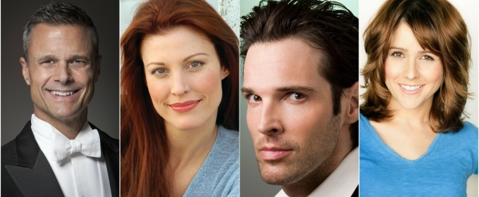 Hugh Panaro, Rachel York and Alli Mauzey Set for BLOCKBUSTER BROADWAY with the Philly POPS