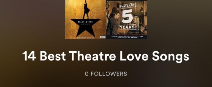 BWW Blog: Alyssa Sileo - The 14 Best Theatre Love Songs