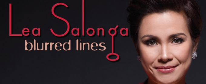 Broadway's Lea Salonga to Release New Live Album 'Blurred Lines' This May; Get Details!