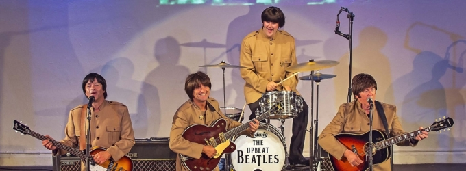 New Theatre Royal Welcomes the Return of THE UPBEAT BEATLES