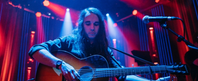 VIDEO: Andy Shauf Performs 'To You' on JAMES CORDEN