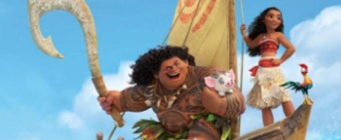 STAGE TUBE: See the Brand-New Sing-A-Long Video for MOANA's 'How Far I'll Go'