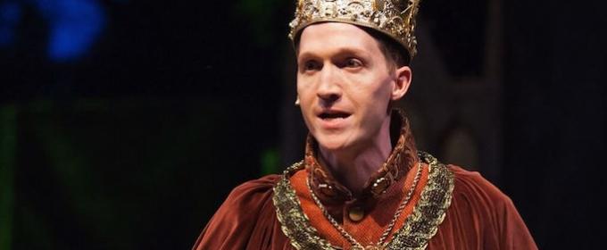 BWW Review: RICHARD II at Kentucky Shakespeare