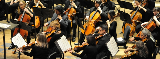 Rhode Island Philharmonic Announces 2016-17 Season with Director Larry Rachleff's Last Year, 9/17
