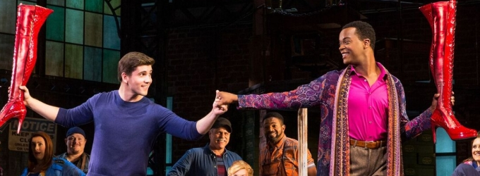 BWW Review: KINKY BOOTS Gets Better and Better with Each Visit to Connor Palace
