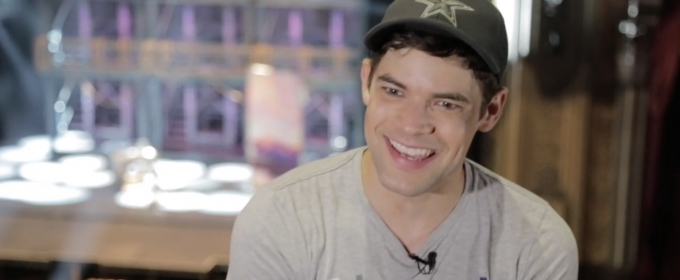 BWW TV: Back to the Banner- Jeremy Jordan Can't Wait to Revisit the NEWSIES Role That Started It All