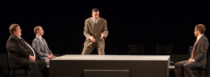 Photo Coverage: First Look at Gallery Players' THE FARNSWORTH INVENTION
