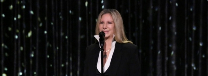 Barbra Streisand to 'Tell Her Own Story' in All-New Memoir Coming in 2017!