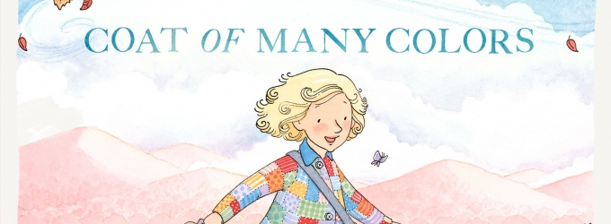 childrens book inspired by dolly partons coat of many colors hits the shelves this fall - Dolly Parton Coat Of Many Colors Book