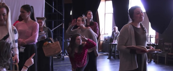 VIDEO Blog: Keelin O'Hara - Inside Rehearsals of CCPA's BEAUTY AND THE BEAST