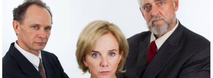 Linda Purl, Brett Rickaby and Peter Van Norden to Lead Rubicon Theatre's COPENHAGEN; Sets Sept Opening!