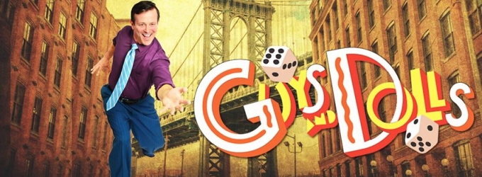 GUYS AND DOLLS Opens 3/31 at Beef & Boards