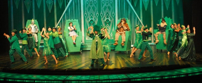 BWW Review: Valley Youth Theatre Presents THE WIZARD OF OZ