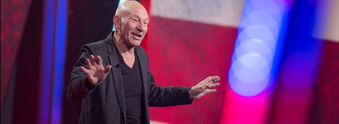 Patrick Stewart at Just for Laughs