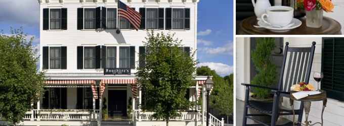 BWW Review: HOTEL FAUCHERE A Perfect Getaway in Historic Milford PA
