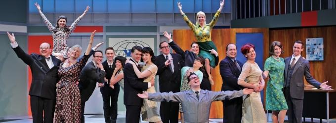 BWW Reviews: Stoneham Theatre's Recipe for $uccess