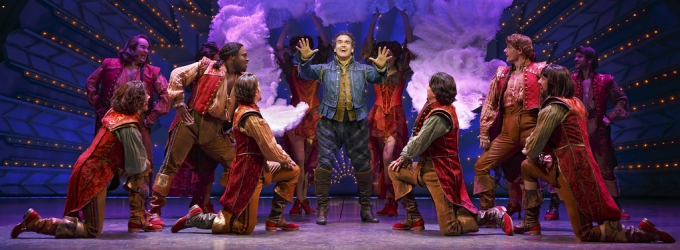 SOMETHING ROTTEN! Announces Full Tour Schedule!  Launching in Boston, 1/17