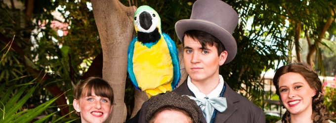 BWW Reviews: Hale Academy's DOCTOR DOLITTLE, JR. is Refreshing