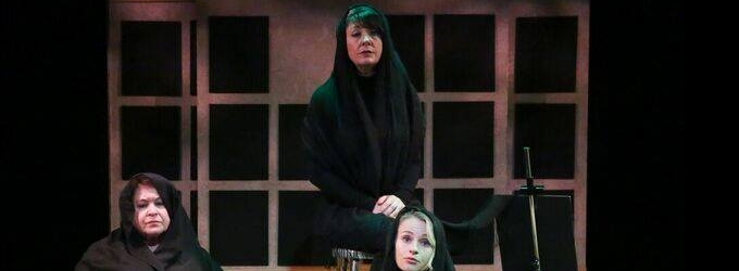 BWW Review: THE THREE SISTERS OF WEEHAWKEN at Theatre Lab