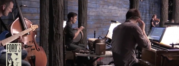 TV: COME FROM AWAY Band