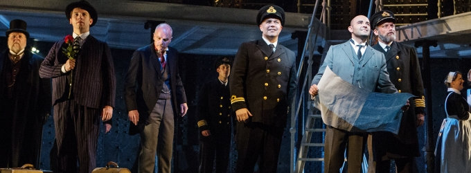 BWW Review: TITANIC Doesn't Sink At The Princess of Wales Theatre