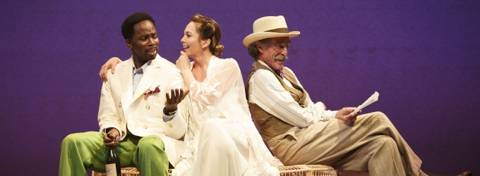 Photo Flash: First Look at Diane Lane and More in THE CHERRY ORCHARD on Broadway