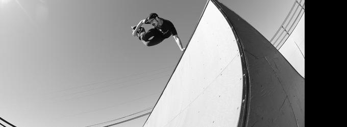 Kazu Mori: Photography Beyond and Inline with Skating