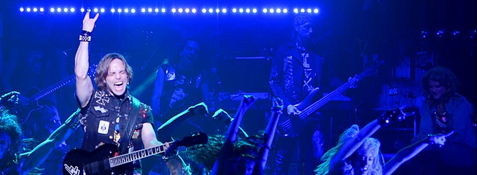 BWW Reviews: BWW Revisits ROCK OF AGES