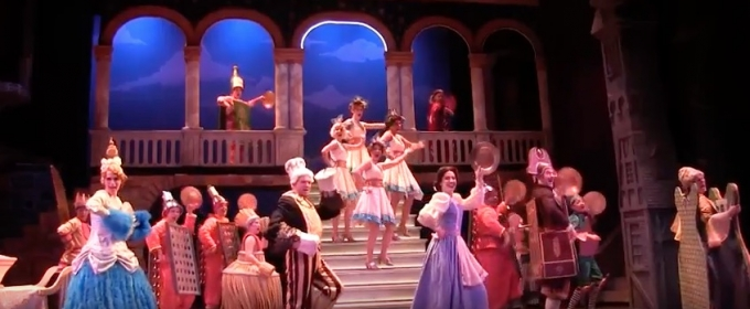 VIDEO: Watch Highlights of Virginia Rep's BEAUTY AND THE BEAST